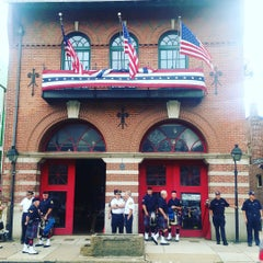 Photo taken at Fireman's Hall Museum by Jason C. on 9/11/2015
