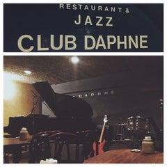 Photo taken at jazz club daphne by DeAndre M. on 11/24/2014
