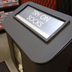 Photo taken at Nike Factory Store by Jon D. on 3/3/2012