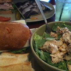 Photo taken at Panera Bread by kaylee k. on 9/2/2011