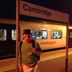 Photo taken at Royston Railway Station (RYS) by Roy C. on 7/11/2013