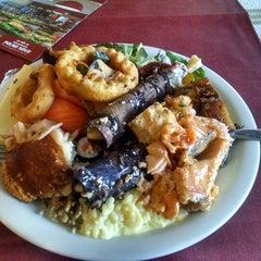 Photo taken at Restaurante Pouso Novo by João Felipe R. on 9/20/2015
