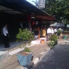 Photo taken at Pusat Industri Kecil (PIK) by Saiful H. on 6/4/2014