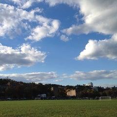 Photo taken at Van Cortlandt Park by Alex on 12/6/2012