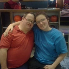 Photo taken at Country Club Lanes by Jennifer S. on 1/24/2013