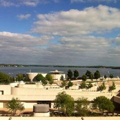 Photo taken at Hilton Madison Monona Terrace by Jeff C. on 6/2/2013
