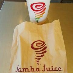 Photo taken at Jamba Juice by Doc C. on 1/24/2016
