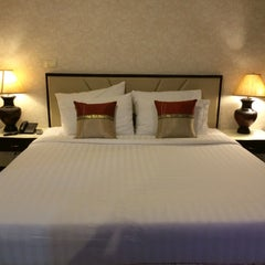 Photo taken at โรงแรมสุรินทร์ มาเจสติก (Surin Majestic Hotel) by Monnara M. on 5/24/2014