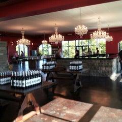 Photo taken at Megalomaniac Winery by Elena M. on 9/7/2014