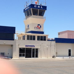Photo taken at Aeropuerto Cabo San Lucas (MMSL) by Alan G. on 6/6/2013