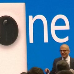 Photo taken at Microsoft Talo by Delfin V. on 8/7/2014