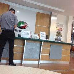 Photo taken at Perodua Sales & Service Center by Najieha Z. on 10/13/2015