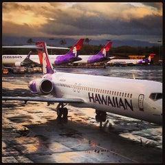 Photo taken at Honolulu International Airport (HNL) by Yulia K. on 6/29/2013