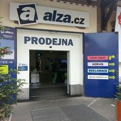 Photo taken at Alza.cz by Bosko M. on 5/17/2013