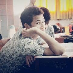 Photo taken at SMA Muhammadiyah 2 Sidoarjo by Fahmi T. on 5/14/2013