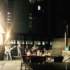 Photo taken at Food Patio by Ai D. on 7/3/2015