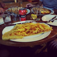 Photo taken at Hari's Creperie by Ioannis S. on 9/2/2014