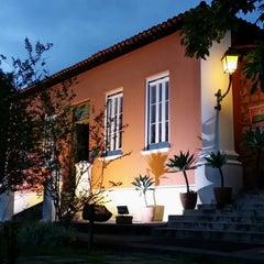 Photo taken at Hotel de Lençóis by Andrea S. on 1/21/2014