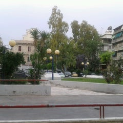 Photo taken at University of Piraeus by Elena K. on 5/16/2013