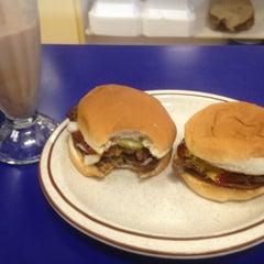 Photo taken at Kewpee Sandwich Shop by Nick K. on 6/15/2013