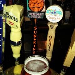 Photo taken at Broad Ripple Tavern by Thomas A. on 7/24/2015