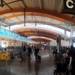 Photo taken at RDU - Terminal 2 by Nick R. on 7/24/2013