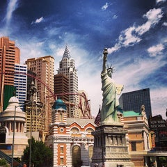Photo taken at New York-New York Hotel & Casino by Joseph V. on 6/13/2013