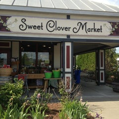 Photo taken at Sweet Clover Market by LaLaneya O. on 6/9/2013