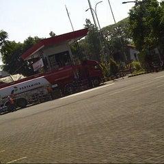 Photo taken at Pertamina Terminal BBM Malang by Rooy N. on 7/18/2013