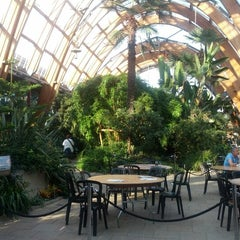 Photo taken at Winter Gardens by Andrew W. on 9/15/2012
