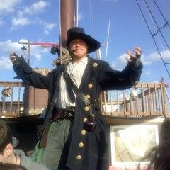Photo taken at Urban Pirates Cruise by Meg S. on 5/26/2013