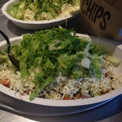 Photo taken at Chipotle Mexican Grill by Jessica M. on 9/19/2013