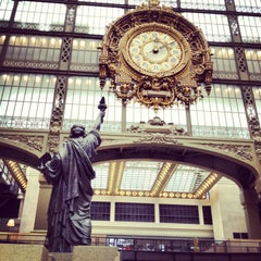 Photo taken at Musée d'Orsay by Alessandra C. on 6/15/2013