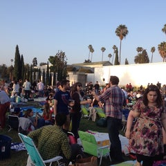 Photo taken at Cinespia by zgrat on 6/8/2014