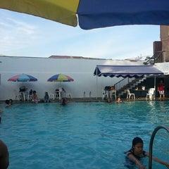 Photo taken at Tirtagangga Hotel by Guan Y. on 9/21/2014
