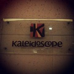 Photo taken at Kaleidoscope by Rayka E. on 3/8/2013
