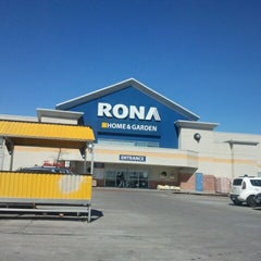 Photo taken at Rona by Keith F. on 3/26/2013
