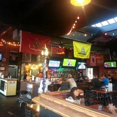 Photo taken at Tremont street bar and grill by Wookie on 9/22/2013