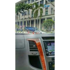 Photo taken at Unit Perancang Ekonomi, Jabatan Perdana Menteri,  Kompleks B, Putrajaya by UmiAbiNini on 7/14/2015