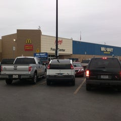 Photo taken at Walmart Supercenter by Iso T. on 4/5/2014