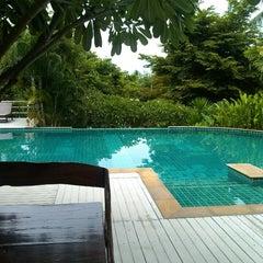 Photo taken at Lamai Buri Resort by Леван К. on 6/16/2013