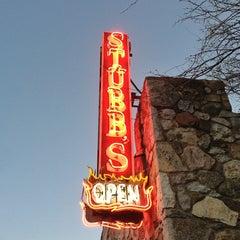 Photo taken at Stubb's Bar-B-Q by Robert R. on 3/11/2013