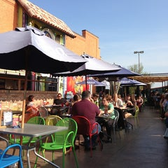 Photo taken at El Beso Mexican Restaurante & Cantina by Geoffrey L. on 5/18/2013