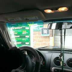 Photo taken at Auto Spa Laser Car Wash by Devin K. on 3/1/2014