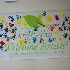 Photo taken at Lone Tree Arts Center by Alexander D. on 9/24/2014