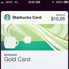 Photo taken at Starbucks by Lauren on 10/5/2012