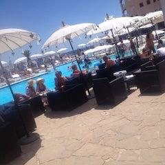 Photo taken at La Jacaranda Lounge Ibiza by 'Anouk C. on 7/23/2014