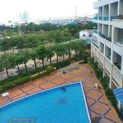 Photo taken at โรงแรมสุรินทร์ มาเจสติก (Surin Majestic Hotel) by Gob T. on 7/18/2013
