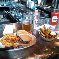 Photo taken at RAM Restaurant & Brewery by Victor R. on 9/28/2014
