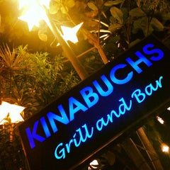 Photo taken at Kinabuch's Bar and Grill by Gabriel N. on 1/6/2013